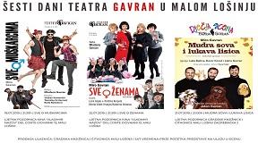 6. dani Teatra Gavran